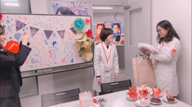 山本さん誕生日1