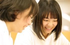 教科担当制個別指導で確かな信頼関係を築きます。