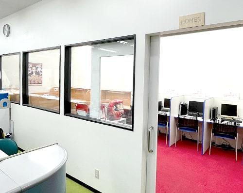 教室写真②