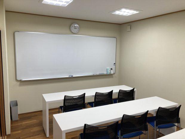集団指導の教室