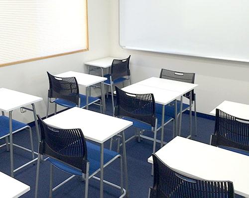 教室の内観①