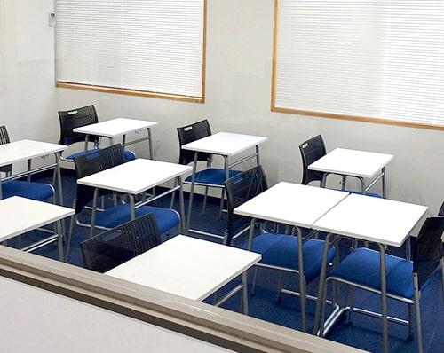 教室の内観②
