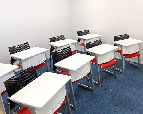 清潔な教室